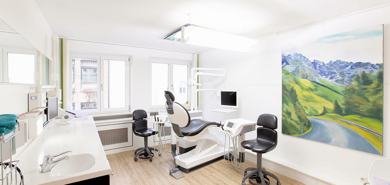 Zahnarztpraxis Dr. Hans Herrmann, Traunstein